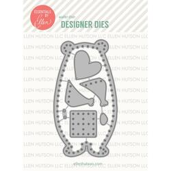 Essentials By Ellen Designer Dies, Bear Hugs by Julie Ebersole -