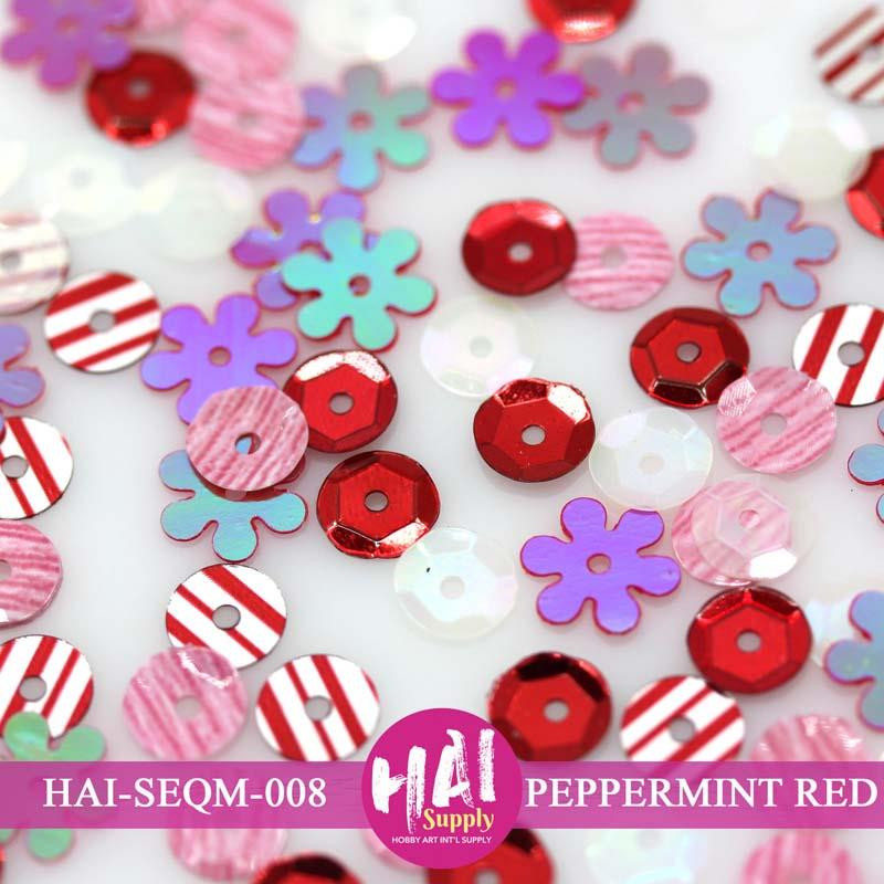 Peppermint Candy, HAI Sequins -