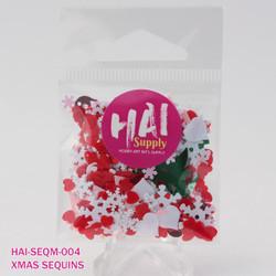 Xmas Sequins Mix 1, HAI Sequins -