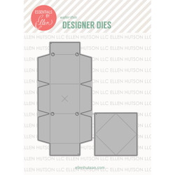 Confetti Flinger By Julie Ebersole, Essentials by Ellen Designer Dies -