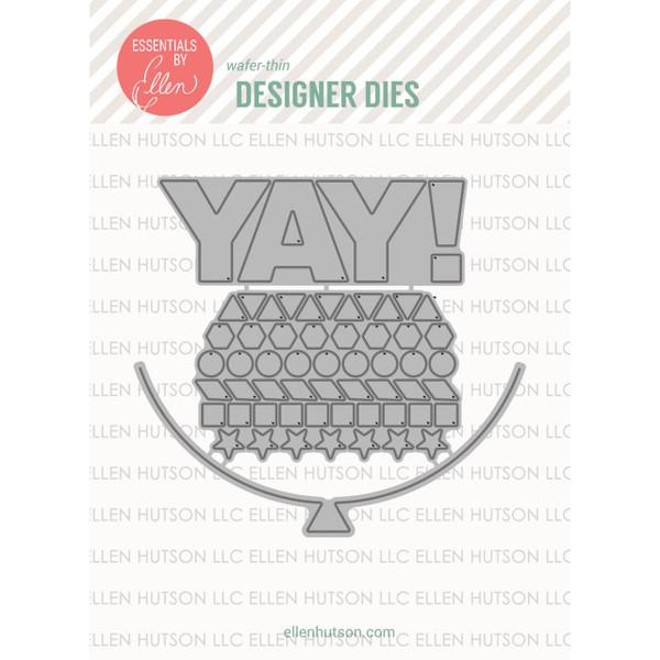 YAY By Julie Ebersole, Essentials by Ellen Designer Dies, -
