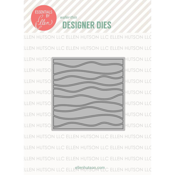 Essentials By Ellen Designer Dies, Strands by Julie Ebersole -