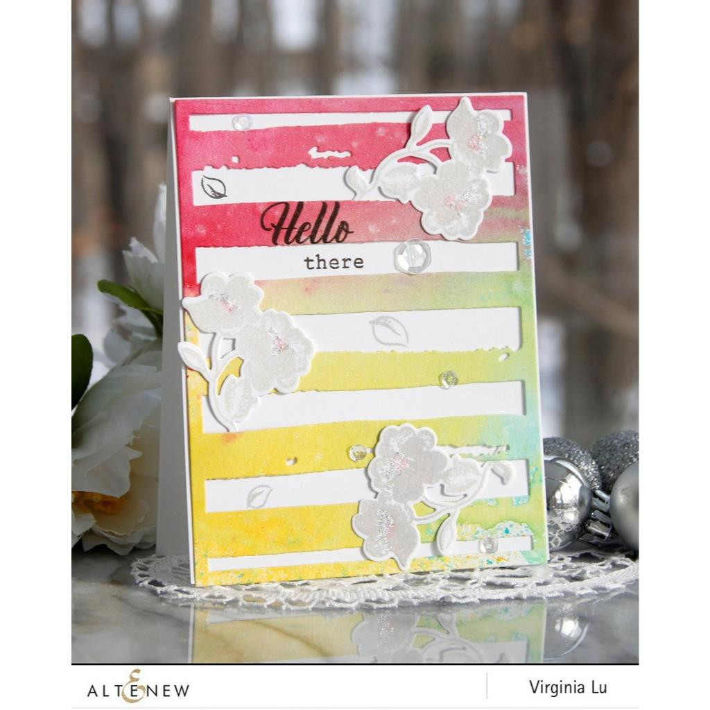 Altenew Dies, Watercolor Stripes Cover - 655646165554