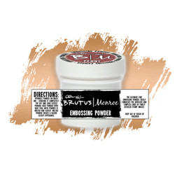 Penny, Brutus Monroe Metallic Embossing Powder - 027829652494