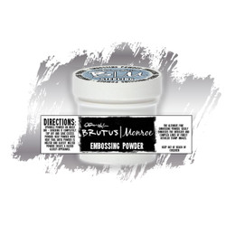 Sterling, Brutus Monroe Metallic Embossing Powder - 027829652500