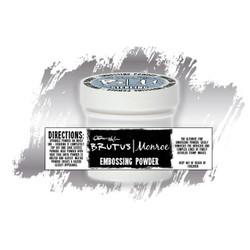 Sterling, Brutus Monroe Metallic Embossing Powder - 027829652500