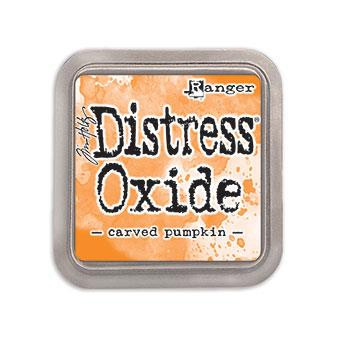 Ranger Distress Oxide Ink Pad, Carved Pumpkin -
