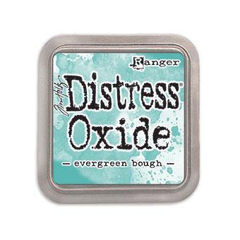 Ranger Distress Oxide Ink Pad, Evergreen Bough -