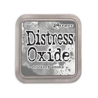 Ranger Distress Oxide Ink Pad, Hickory Smoke -