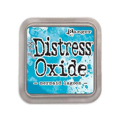 Ranger Distress Oxide Ink Pad, Mermaid Lagoon -