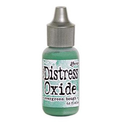 Ranger Distress Oxide Reinker, Evergreen Bough -