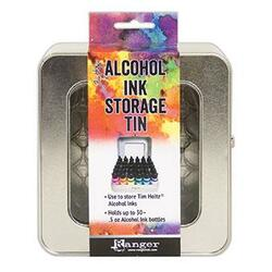 Ranger Tim Holtz Alcohol Ink Storage Tin -