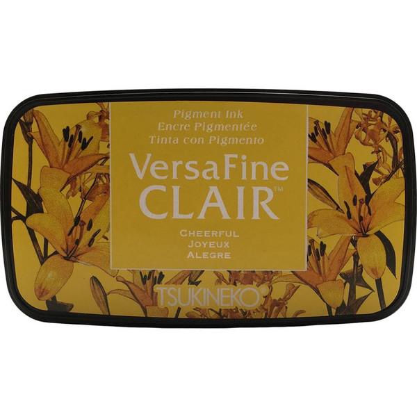 VersaFine Clair Ink Pad, Cheerful -