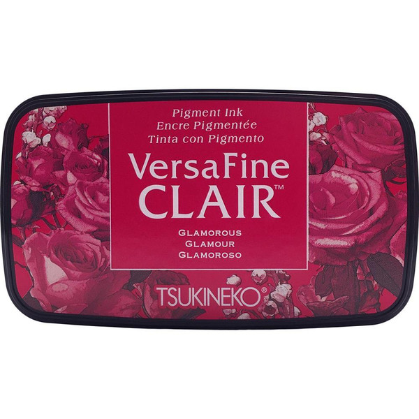 VersaFine Clair Ink Pad, Glamorous -