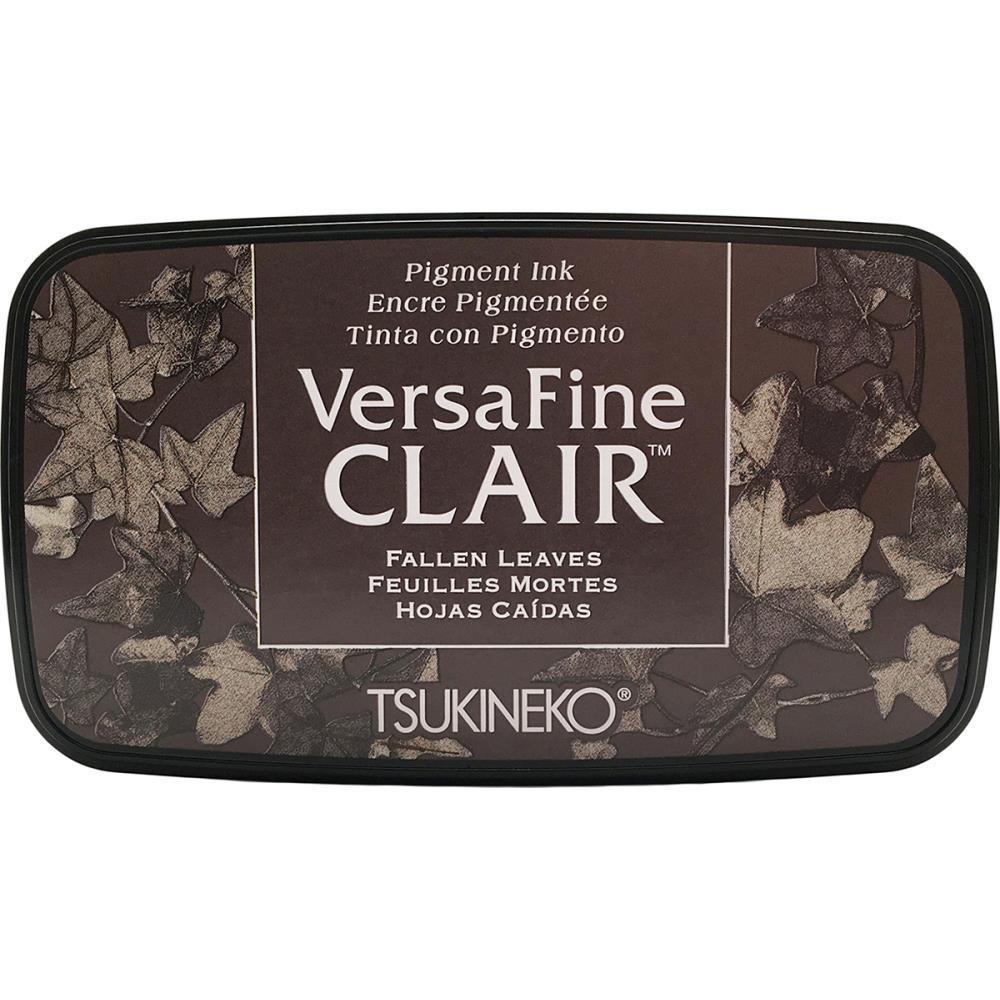 VersaFine Clair Ink Pad, Fallen Leaves -