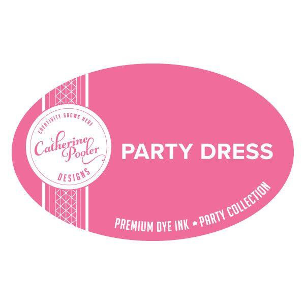 Party Dress, Catherine Pooler Ink Pad -