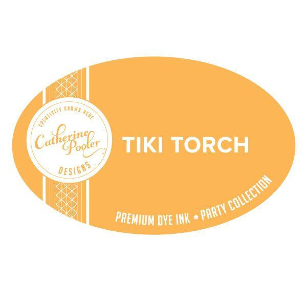 Catherine Pooler Ink Pad, Tiki Torch - 746604163023