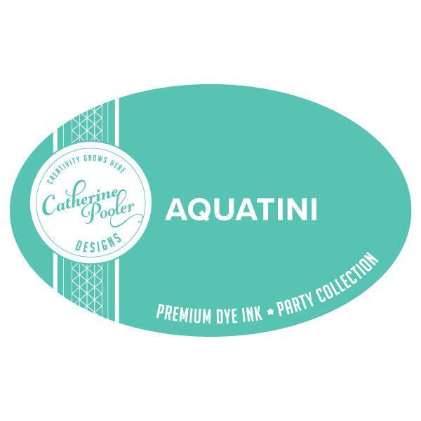 Catherine Pooler Ink Pad, Aquatini - 746604163054