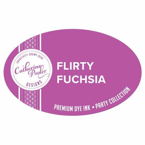 Catherine Pooler Ink Pad, Flirty Fuchsia - 746604163078