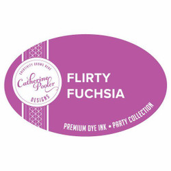 Catherine Pooler Ink Pad, Flirty Fuchsia - 746604163078