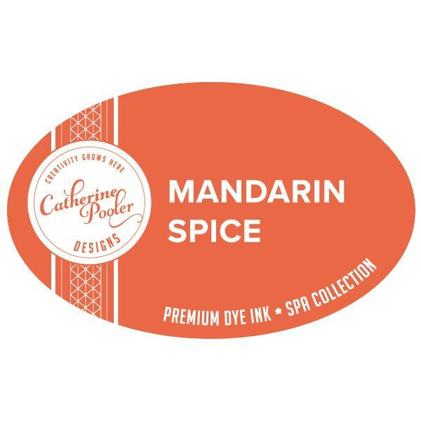 Catherine Pooler Ink Pad, Mandarin Spice - 746604163108