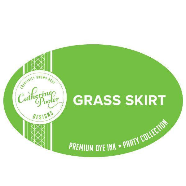 Catherine Pooler Ink Pad, Grass Skirt - 746604163160