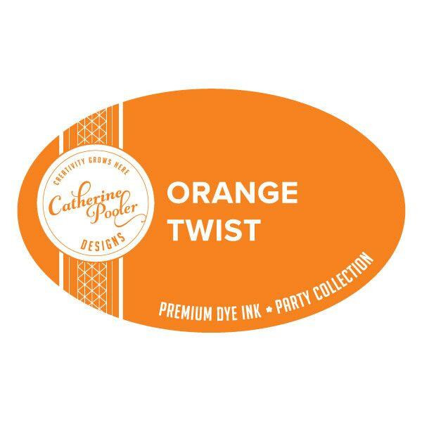 Catherine Pooler Ink Pad, Orange Twist - 746604163191