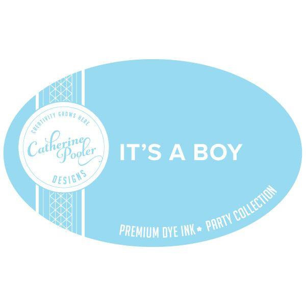 Catherine Pooler Ink Pad, It's A Boy - 746604163245