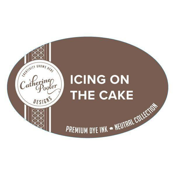 Catherine Pooler Ink Pad, Icing On The Cake - 746604163306