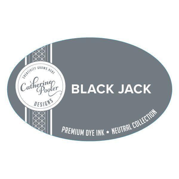 Catherine Pooler Ink Pad, Black Jack - 746604163337