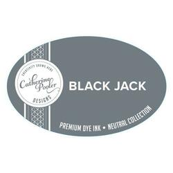 Catherine Pooler Ink Pad, Black Jack - 746604163337