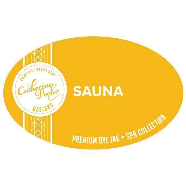 Catherine Pooler Ink Pad, Sauna - 746604163351