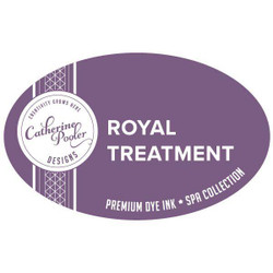 Catherine Pooler Ink Pad, Royal Treatment - 746604163382
