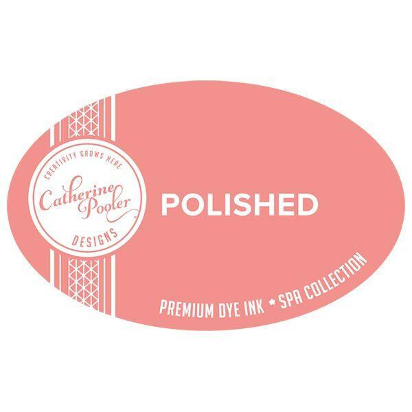 Catherine Pooler Ink Pad, Polished - 746604163405