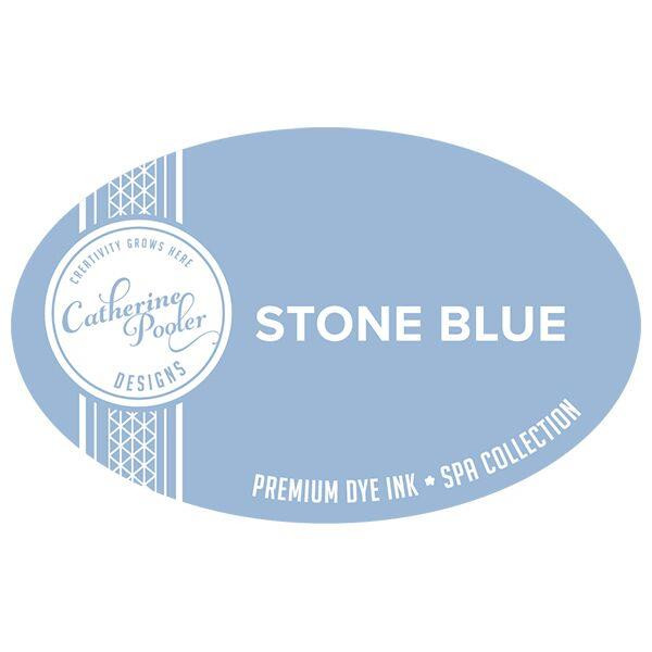 Stone Blue, Catherine Pooler Ink Pad -