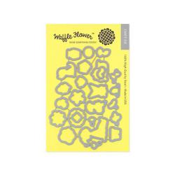 Waffle Flower Dies, Wish - 653341226631