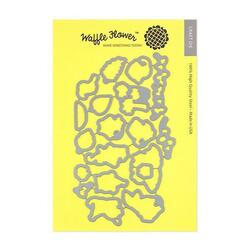 Waffle Flower Dies, Jungle Birthday - 653341227034