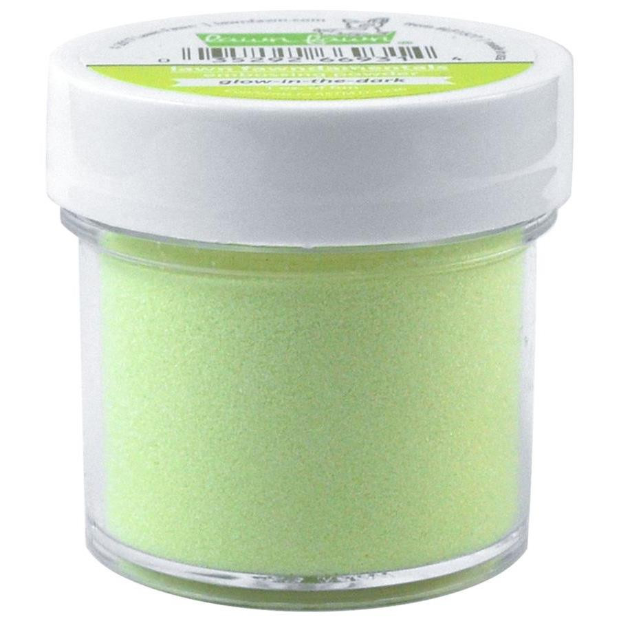 Lawn Fawn Embossing Powder, Glow In The Dark - 035292669314