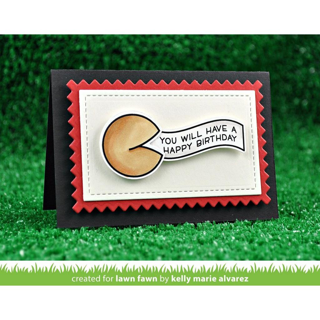 Lawn Fawn Clear Stamps, Year Eight - 035292669581