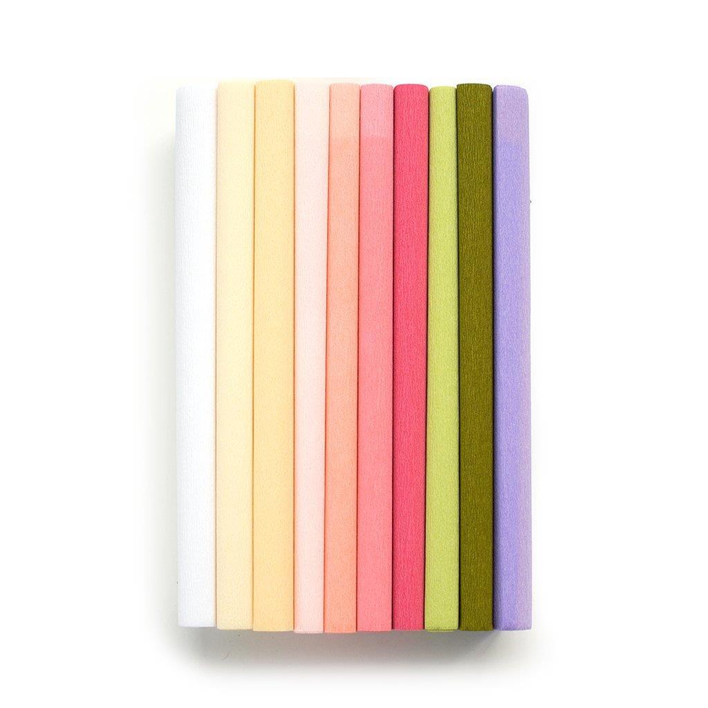 Lia Griffith Extra Fine Crepe Paper, Secret Garden - 190705000839