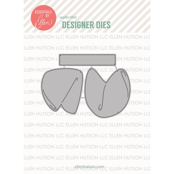 Essentials by Ellen Designer Dies, Fortune Cookie by Julie Ebersole -
