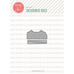 Essentials by Ellen Designer Dies, Wasabi Accessories by Julie Ebersole -