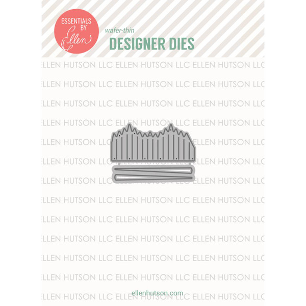 Essentials by Ellen Designer Dies, Wasabi Accessories by Julie Ebersole -