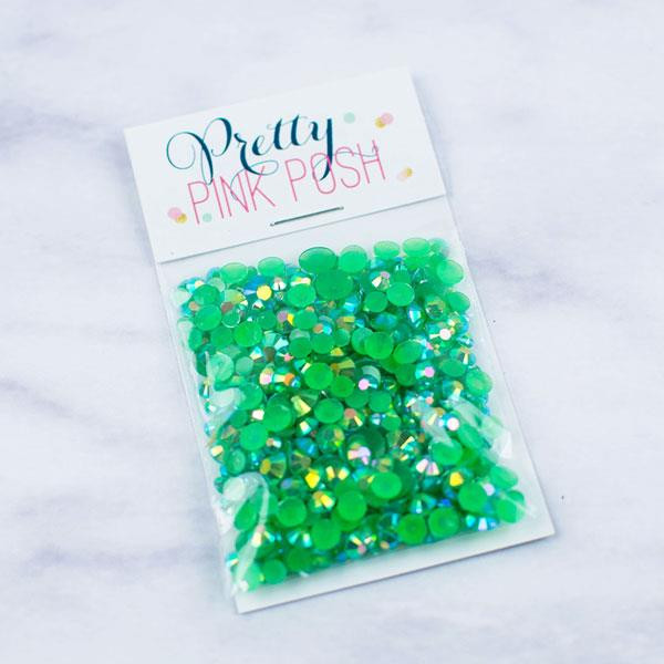Pretty Pink Posh Jewels, Shamrock -