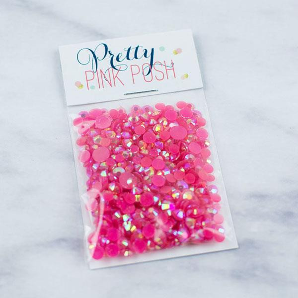 Pretty Pink Posh Jewels, Watermelon -