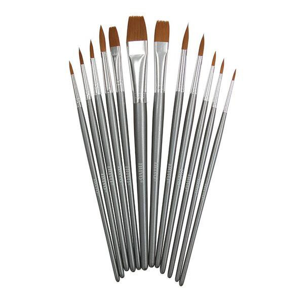 Tonic Nuvo Nylon Brushes -