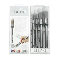 Tonic Nuvo Stencil Brushes - 841686109683