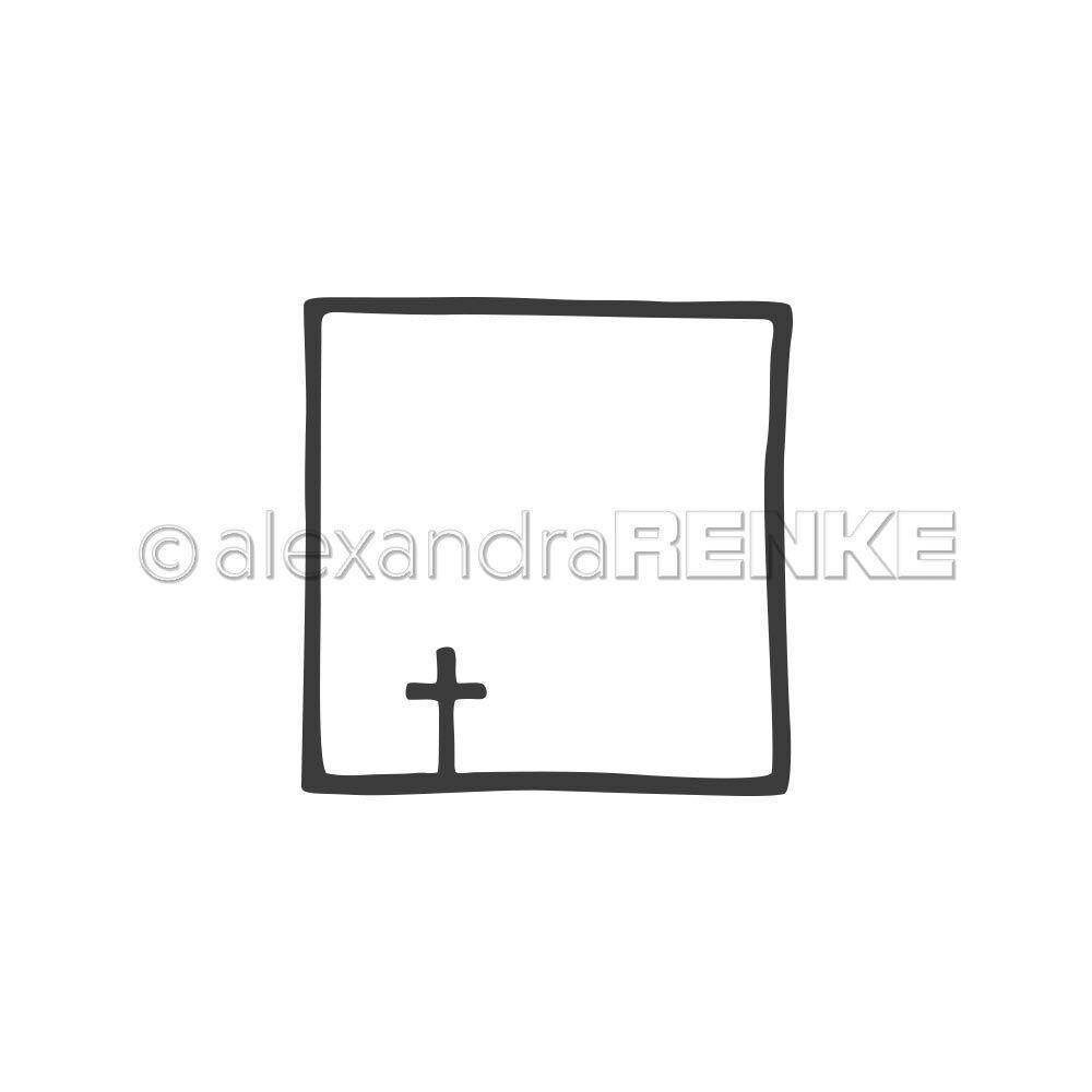 Alexandra Renke Dies, Cross in Frame - 4251412713231