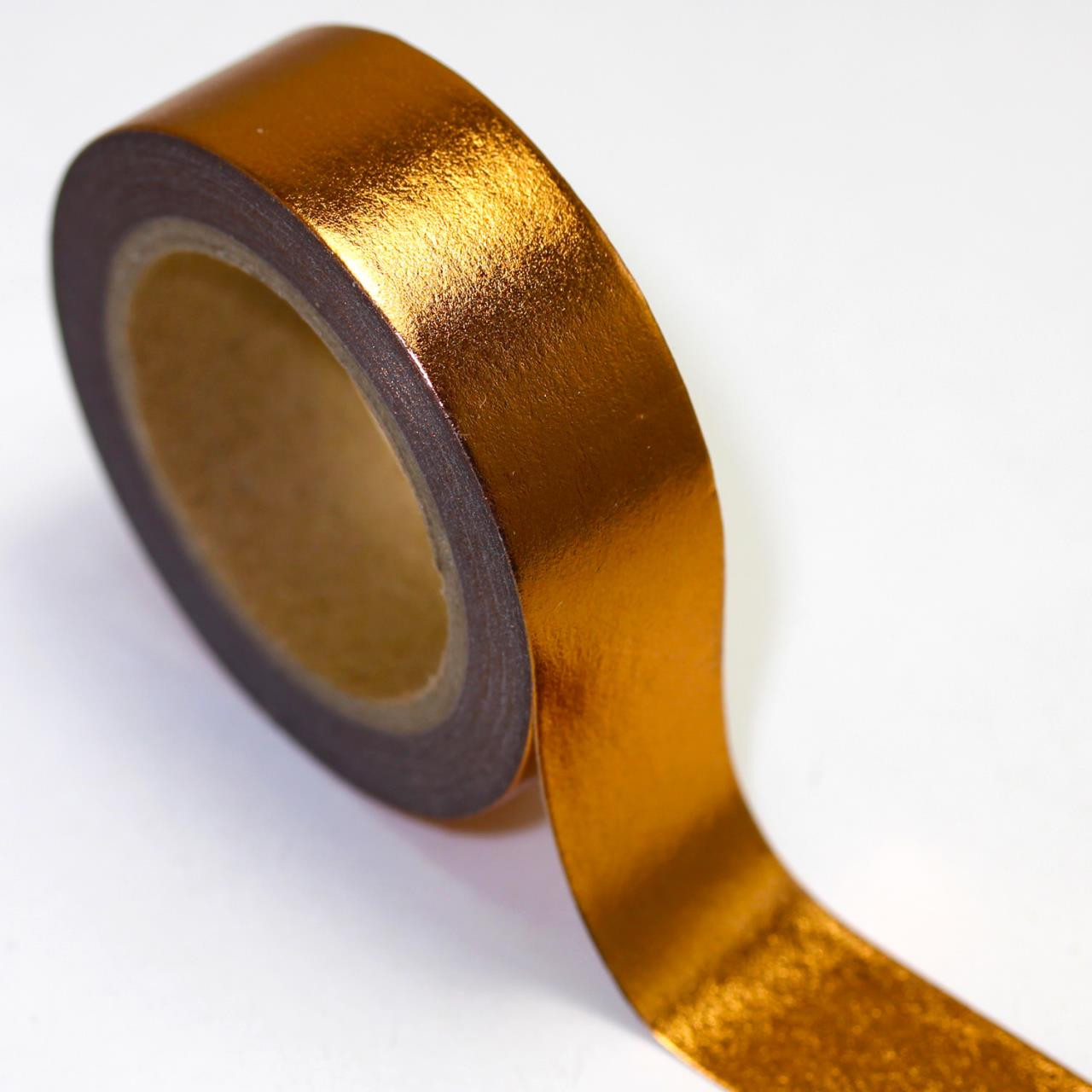 HAI Washi Tape, Rose Gold Foil -