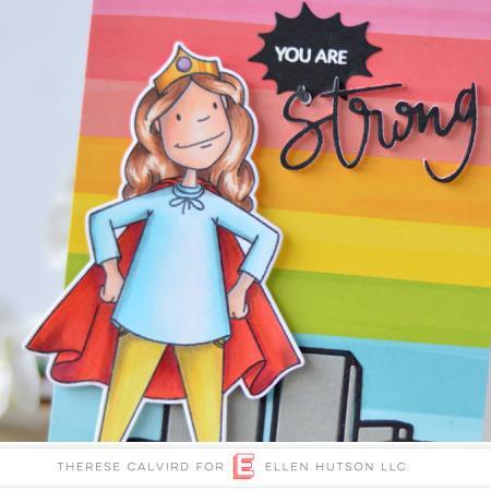 Essentials by Ellen Designer Dies, Leading Ladies - Everyday Hero Lady By Brandi Kincaid -